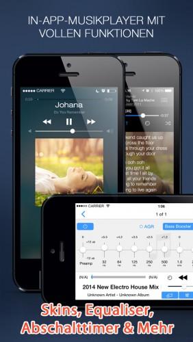 app musik gratis laden legaler download von video. Black Bedroom Furniture Sets. Home Design Ideas