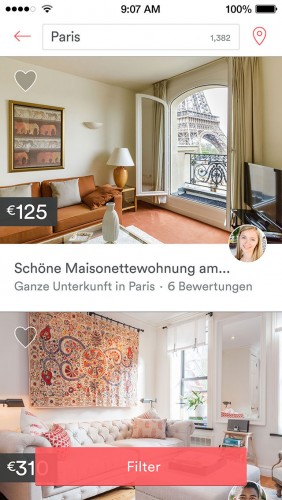 airbnb app private unterk nfte finden und inserieren. Black Bedroom Furniture Sets. Home Design Ideas