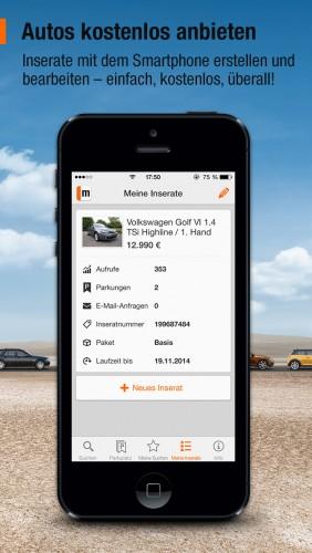 mobile de app android