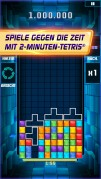 Screenshot der iPhone-App: TETRIS® Blitz aus dem iTunes App Store (iOS).