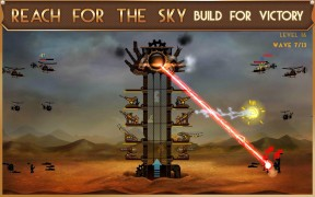 Steampunk Tower Android Screenshot