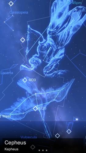 Sternbilder App
