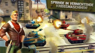Blitz Brigade Android Screenshot