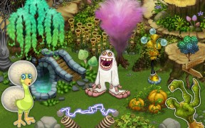 Monster in Aktion – Android Screenshot