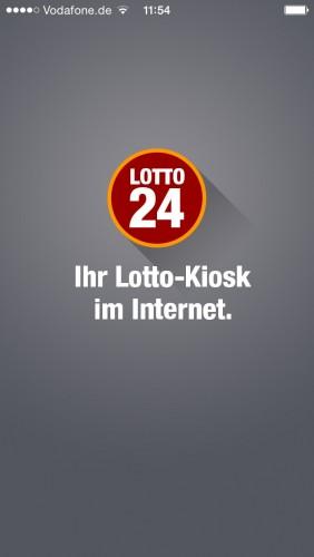 lotto app for ipad