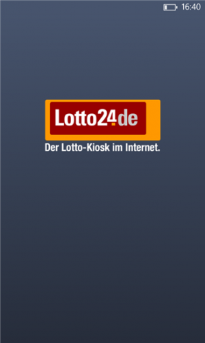 lotto app for ipad
