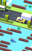 Crossy Road Android Screenshot