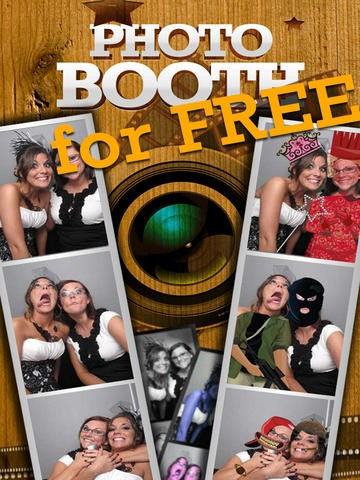 photo booth mache lustige fotos kostenlose app. Black Bedroom Furniture Sets. Home Design Ideas