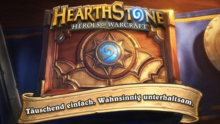 Screenshot der iPhone-App: Hearthstone Heroes of Warcraft aus dem iTunes App Store (iOS).