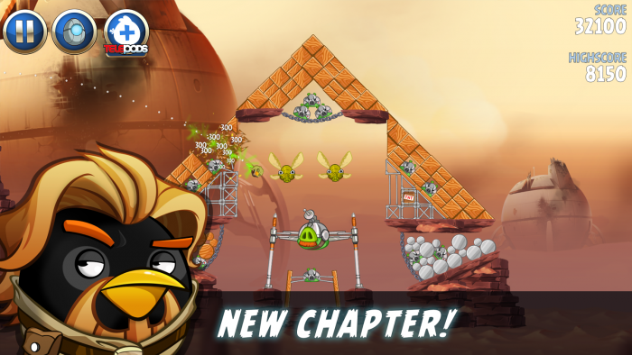 Tips Angry Birds Star Wars - Android app on AppBrain