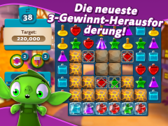 Screenshot der Android-App: Potion Pop aus dem Google Play Store.