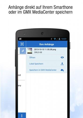 kostenlose gmx app