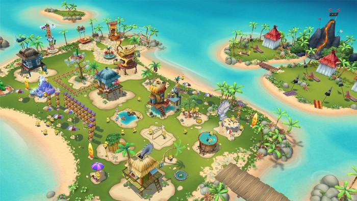 Minions Spiele App