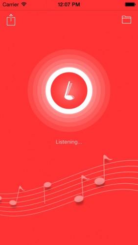 Musik Erkennen