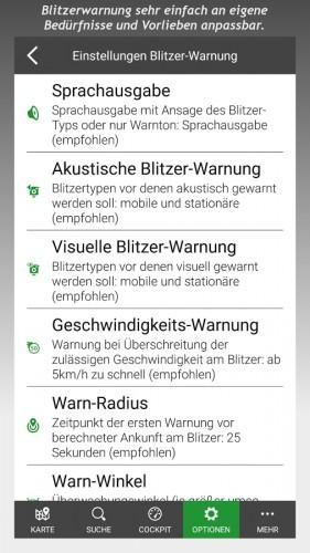 Mobile Blitzer Karte.Die Besten Blitzer Apps Im Test Fur Iphone Ios Android