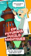 Screenshot 1 der Android-App: Futurama: Game of Drones App aus dem Google Play Store.
