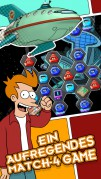 Screenshot der iPhone-App: Futurama: Game of Drones App aus dem iTunes App Store (iOS).
