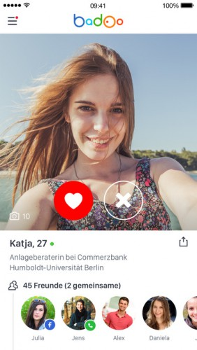 Dating und sex nach 45