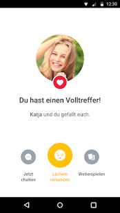 Dating app im test