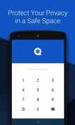 Screenshot der Android-App: App Lock-Apps aus dem Google Play Store.